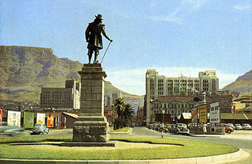 History of Cape Town