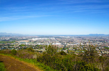 Hiking Trails at Tygerberg Nature Reserve